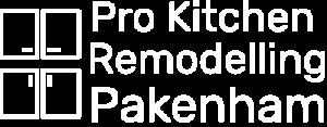 Kitchen Remodelling Pakenham logo white